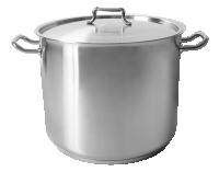 Тенджера с капак 26 литра